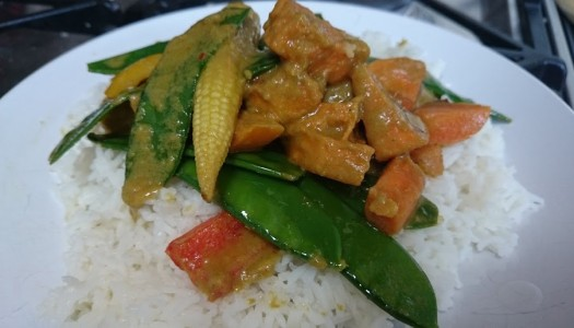 Thai Green Vegetable Curry Recipe