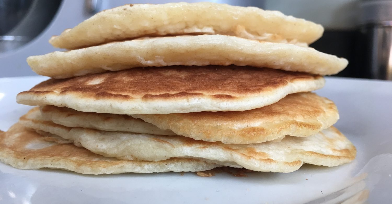 pancake recipe video