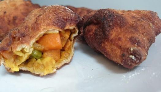 Sweet Potato Samosa Recipe