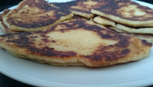 Video Recipe: Potato Scone