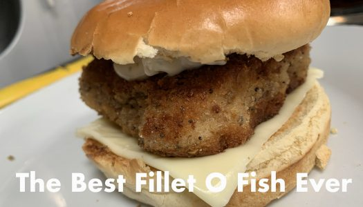 Video recipe: Fillet O Fish